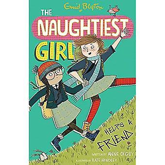 Naughtiest Girl: 6: Naughtiest Girl hjälper en vän