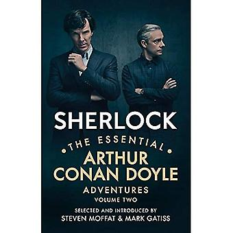 Sherlock: L'essentiel Conan Adventures Volume 2
