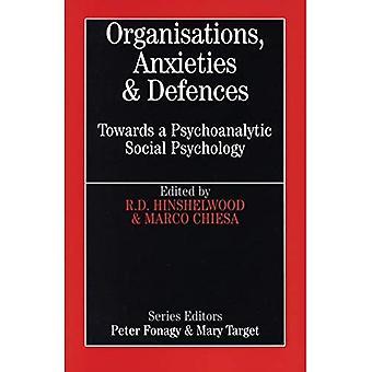 Les organisations, les angoisses et les moyens de défense: vers une psychanalyse psychologie sociale