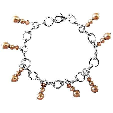 Created w/ romance in mind this is Stunning Bracelet