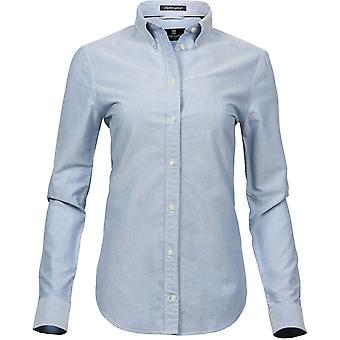 Tee Jays Womens/Ladies Perfect Long Sleeve Oxford Shirt