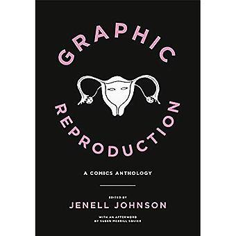 Reprodução gráfica: Uma antologia de histórias em quadrinhos (gráfica medicina)
