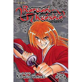 Rurouni Kenshin (3-i-1 utgåva), Vol. 8: inkluderar vols. 22, 23 & 24 (Rurouni Kenshin (3-i-1 utgåva))