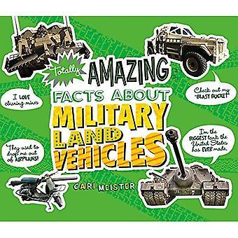 Helt otroliga fakta om militära landfordon (Mind Benders)