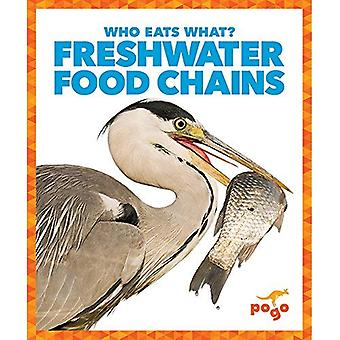 Freshwater Food Chains (Who� Eats What?)