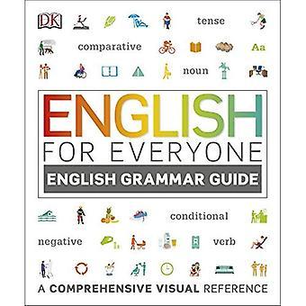 Anglais pour tout le monde, Guide de grammaire anglaise: un Programme d'auto-formation complet
