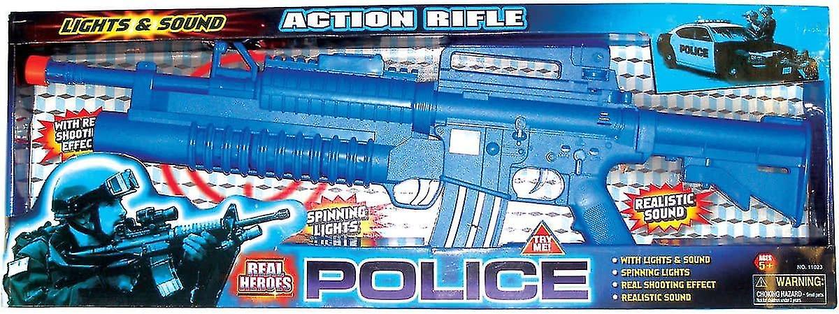 Fusil de l'Action de la police