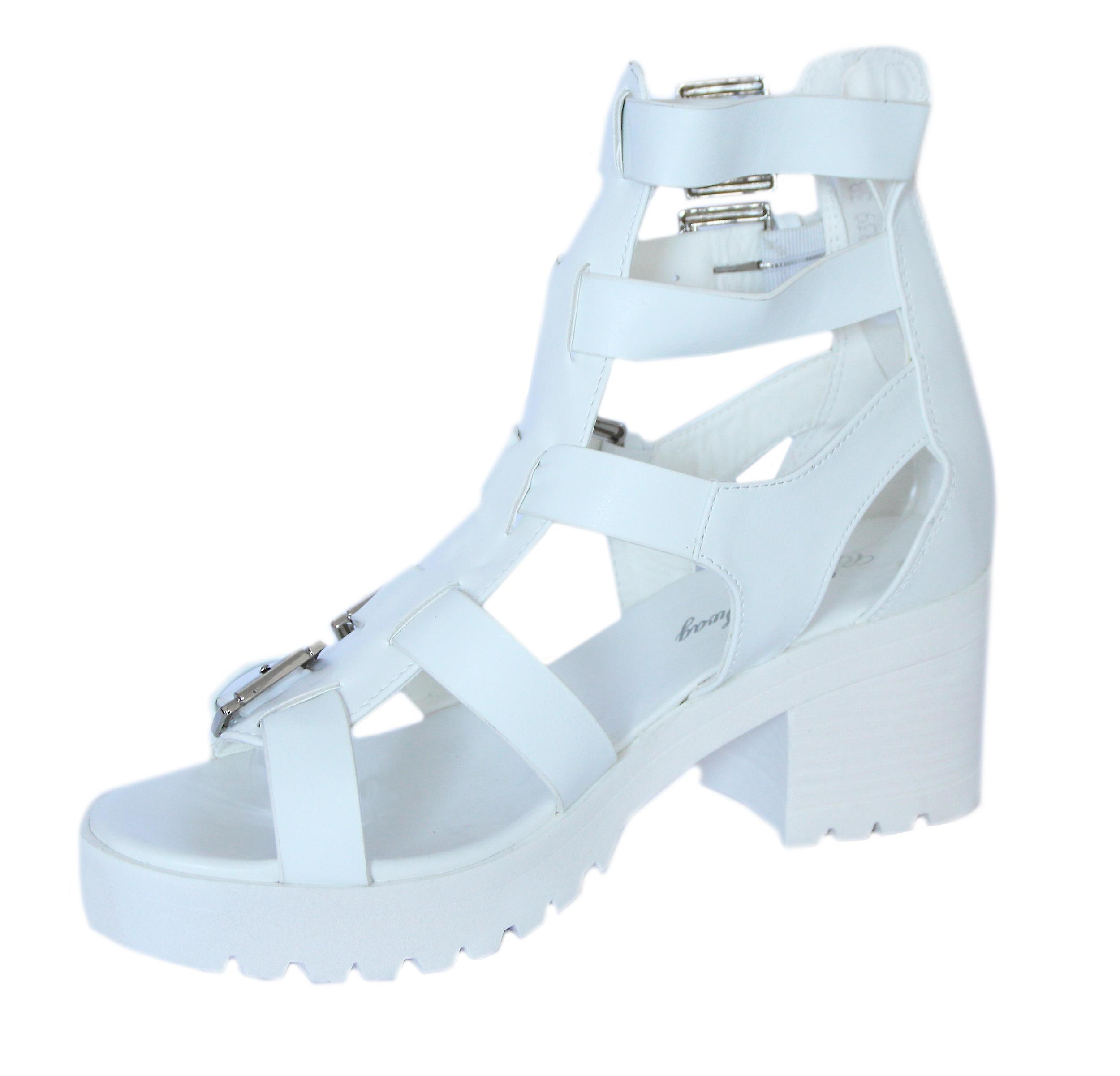 Waooh - Summer Sandal High Heel Gebna