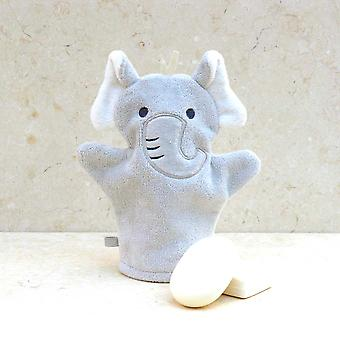 Humphrey Elephant bath mitt