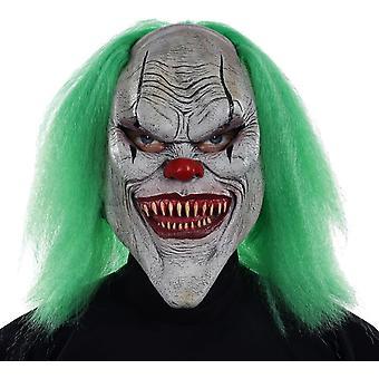 Evil Clown Mask For Halloween - 18083