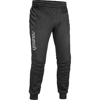 Reusch Starter Padded Kids Goalkeeper Goalie Keeper Pant Black
