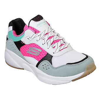 Womens Skechers Meridian Charted Sports Gym Lightweight Walking Trainer