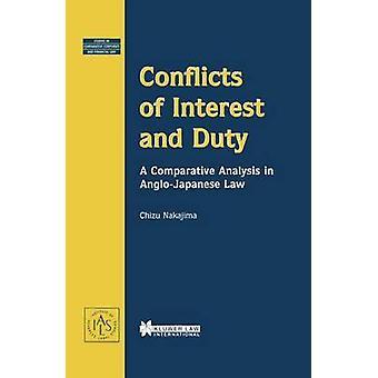 Interessenkonflikte und Pflicht A Comparative Analysis In AngloJ von Valencia