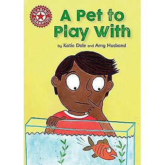 بطل القراءة-للحيوانات أليفة للعب مع-القراءة المستقلة الأحمر 2 كا
