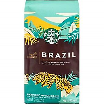 Starbucks Brazil Latin American Blend Whole Bean Coffee