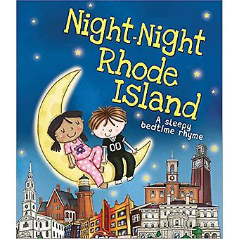Night-Night Rhode Island by Katherine Sully - 9781492655022 Book