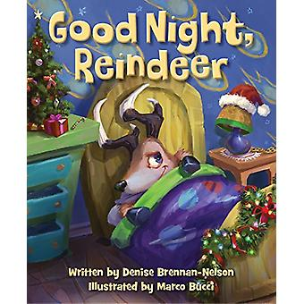 Good Night - Reindeer by Marco Bucci - 9781585363704 Book