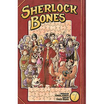 Sherlock Bones - Vol. 7 by Yuma Ando - 9781612625829 Book