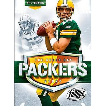 The Green Bay Packers Story by Allan Morey - 9781626173668 Book
