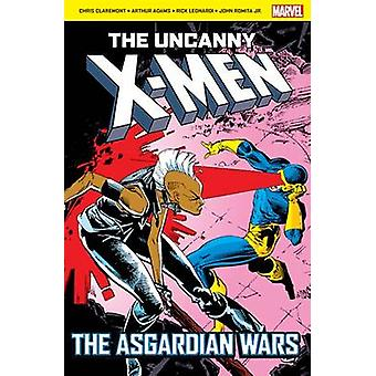 Uncanny X-Men - The Asgardian War by Chris Claremont - Arthur Adams -