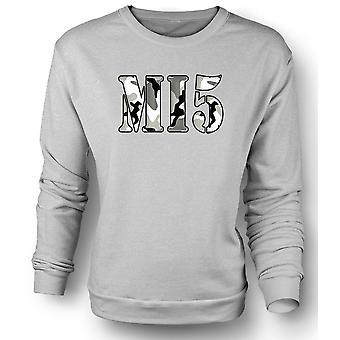 Barna Sweatshirt M15 intelligens