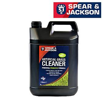 Probiotic Artificial Grass Cleaner 5L Ready to Use by Spear an Jackson