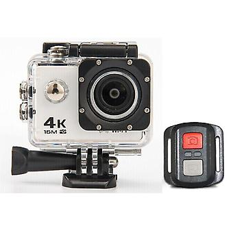 Hd 4k wifi action camera 1080p 60fps mini cam 30m waterproof go sport dvr extreme pro cam white