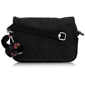 Kipling Delphin N Women's Black 900-size-fits-all shoulder bag