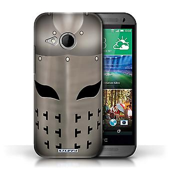 STUFF4 Case/Cover voor HTC One/1 Mini 2/Spangenhelm helm/Knight Armour
