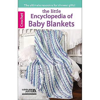 Leisure Arts-Encyclopedia Of Baby Blankets LA-75552
