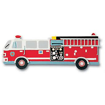 Jolee's By You Dimensional Embellishment Fire Engine Jj C 60845