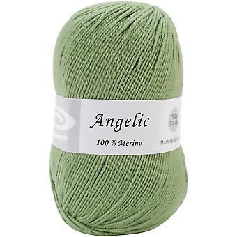 Angelic Yarn Fern Green Q105 F426