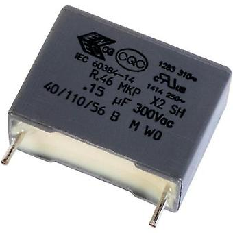 MKP thin film capacitor Radial lead 1 µF 10 %