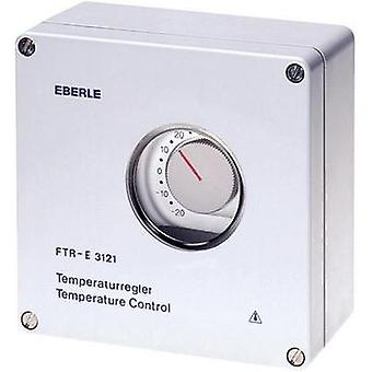 Room thermostat Surface-mount -20 up to 35 °C Eberle