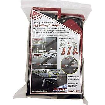 Hook-and-loop tape with strap Hook and loop pad Fastech 570 Set 2 Parts