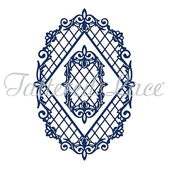 Tattered Lace Diamond Trellis Frame sterven