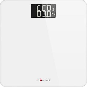 Digital bathroom scales Polar Ballance Weight range=180 kg White