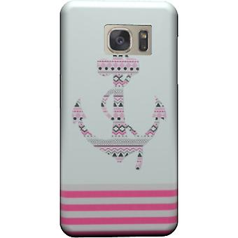 Anchor cover pink stripes to Galaxy Note 5