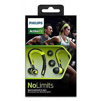 Philips Shq3400cl 00 action sport earphone fit