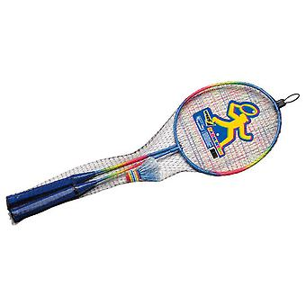 Sport One Set Of 2 badminton racquets with Volante (All'Aperto , Sport)