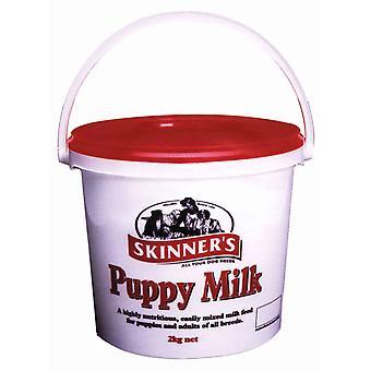 Skin-designere hvalp mælk 5kg