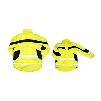 Aspey Light vægt jakke gul store