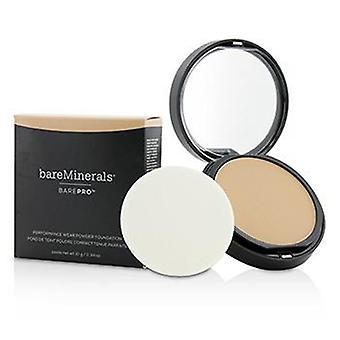 Bareminerals BarePro Performance Wear Powder Foundation - # 10 Cool Beige - 10g/0.34oz