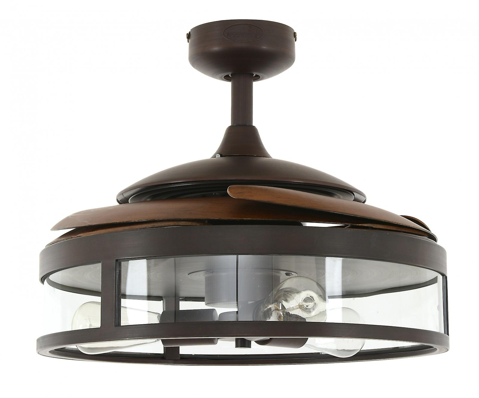 Retractable blade ceiling fan fanaway classic bronze fruugo - Fanaway ceiling fan ...