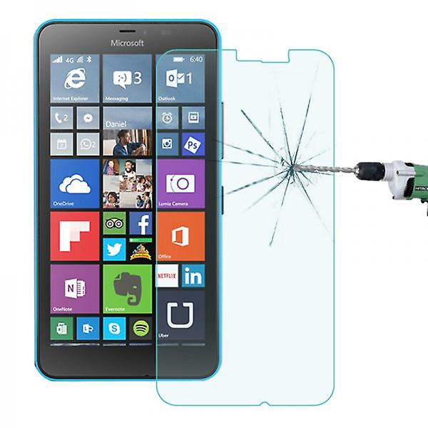 Premium 0.3mm bullet-proof glass film shock for Microsoft Lumia 640