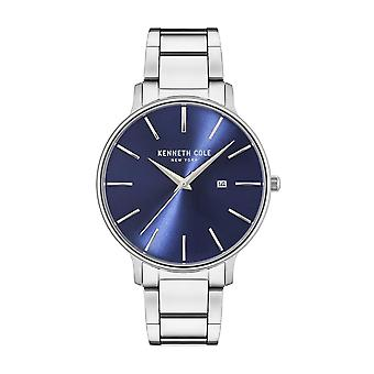Kenneth Cole New York men's watch wristwatch stainless steel KC15059003
