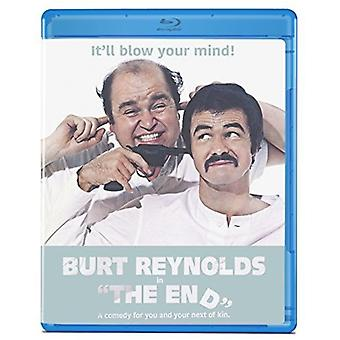 End [Blu-ray] USA import