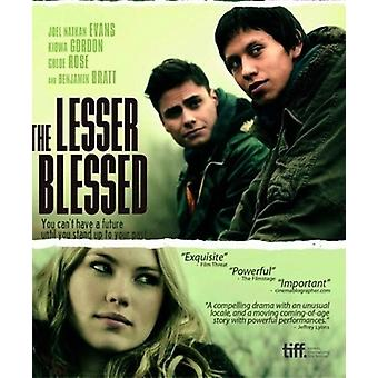 Lesser Blessed [Blu-ray] USA import