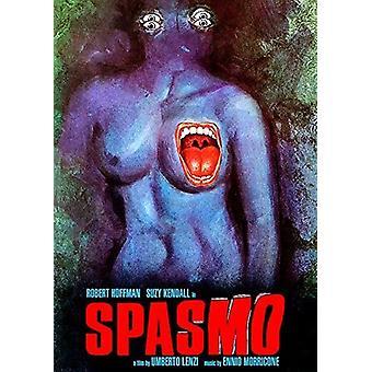 Spasmo [DVD] USA importerer