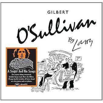 Gilbert O'Sullivan - By Larry [CD] USA import
